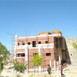 بازید از روند اجرایی فرهنگسرای شهر فرادنبه